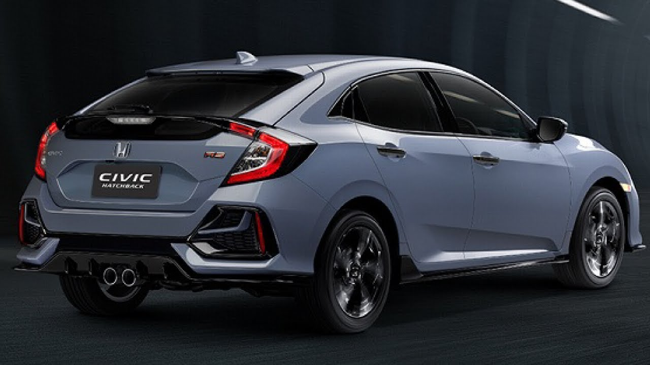 2020 Honda Civic Sedan, Hatchback Review • Gear Patrol |2020 Honda Civic Hatchback