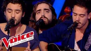 Vanessa Paradis – Il y a | Fréro Delavega VS Quentin, | The Voice France 2014 | Battle