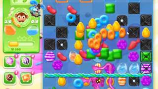 Candy Crush Jelly Saga Level 689 - NO BOOSTERS