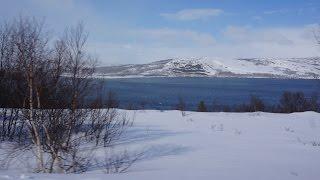 поездка из Мурманска в Норвегию и Финляндию 13.04.2017 года