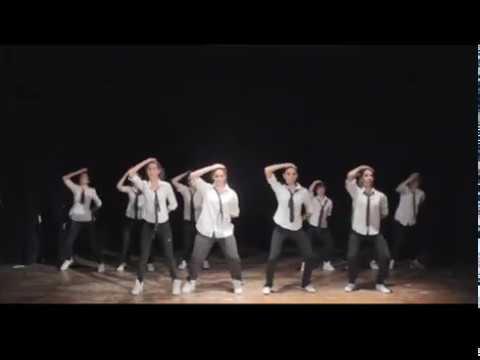 Dancing Art Students Showcase 2012