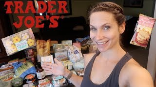 New Finds at Trader Joes!  Grocery Haul!