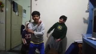 My cusin funny dance