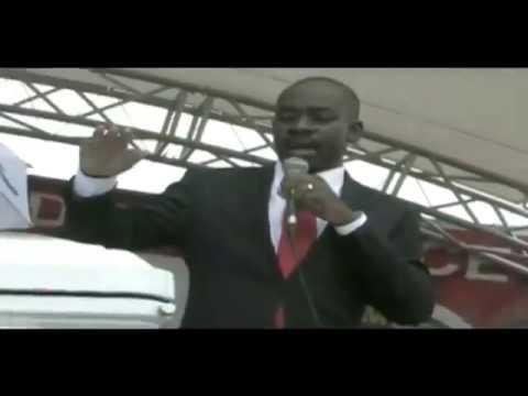 Nelson Chamisa at Morgan Tsvangirai Buhera Burial