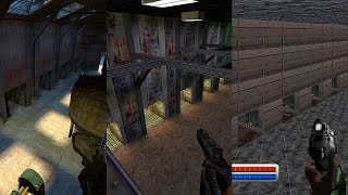 Half-Life 2: Deathmatch / Marathon - Halls3 Evolution