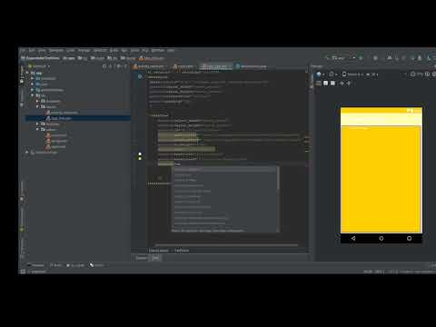 Android Studio: Expand and Collapse a TextView