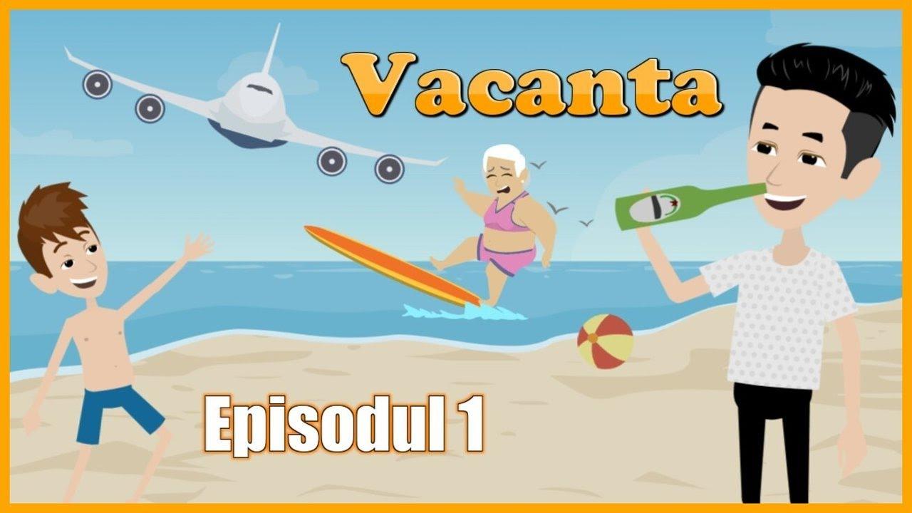 VACANȚA - Jos din Avion! ✈ (Episodul 1)