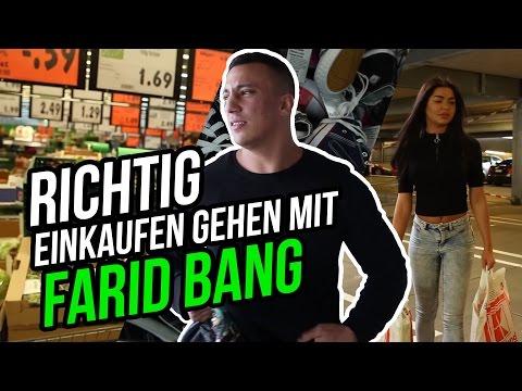 Richtig einkaufen gehen mit Farid Bang