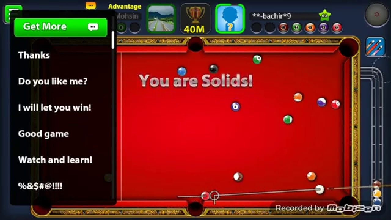 8 BALL POOL - 1 Mistake Can Cost You 20 Million (2016)