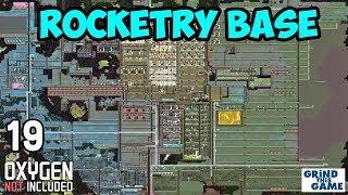 Base Tour (Cycle 1484) - ROCKETRY UPGRADE BASE #19 - Oxygen Not Included