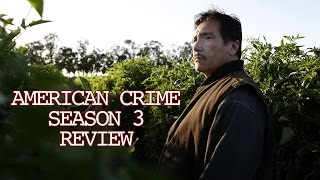 American Crime Season 3 Review - Felicity Huffman, Regina King