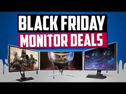 Best Black Friday Monitor Deals in 2019 [Top 10 Picks]