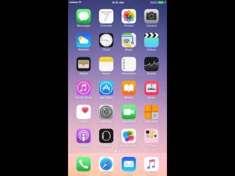 Resetting network settings iphone 6