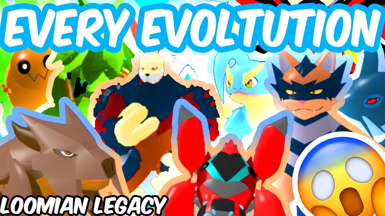 Loomian Legacy Kleptyke Evolution Spoiler By Shamierx7