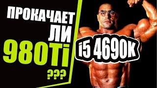 i5 4690k 4 9 vs i7 6700 4 7 980 ti in 11 games