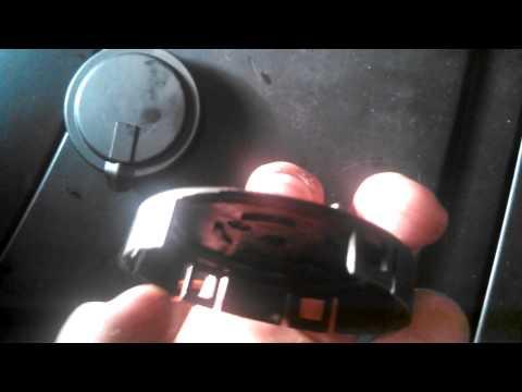 How to: BMW 745i smoking solution