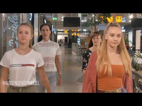 Hessen-Center-Frankfurt Fashion Show 21./22.09.2018