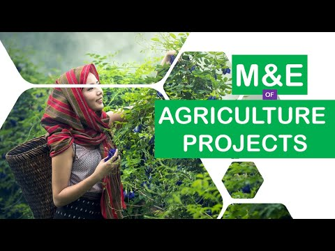 monitoring and evaluation of agricultural projects   understanding agriculture monitoring