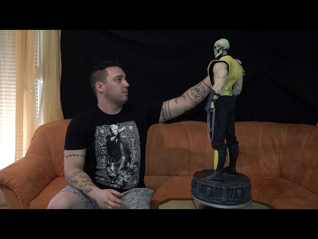 Pop Culture Shock - 1/3 Scorpion Review