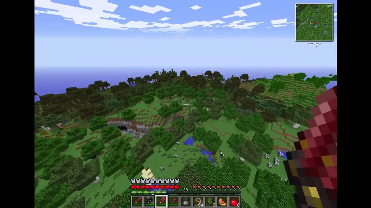 Minecraft(當個創世神)_多人連線遊玩(工業模組+動物模組+妖精模組)_EP.1 - YouTube
