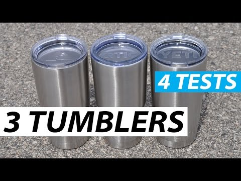 How To Epoxy Your Painted Tumbler
