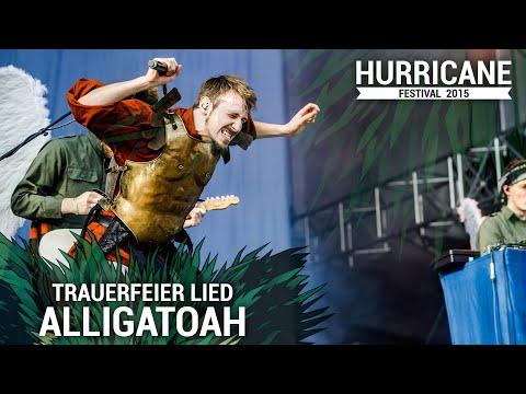 ALLIGATOAH - Trauerfeier Lied (Live At Hurricane Festival 2015)