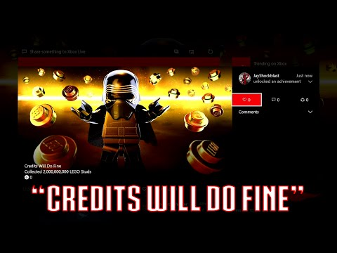 """LEGO Star Wars The Force Awakens - Xbox One Exclusive """"Credits ..."""