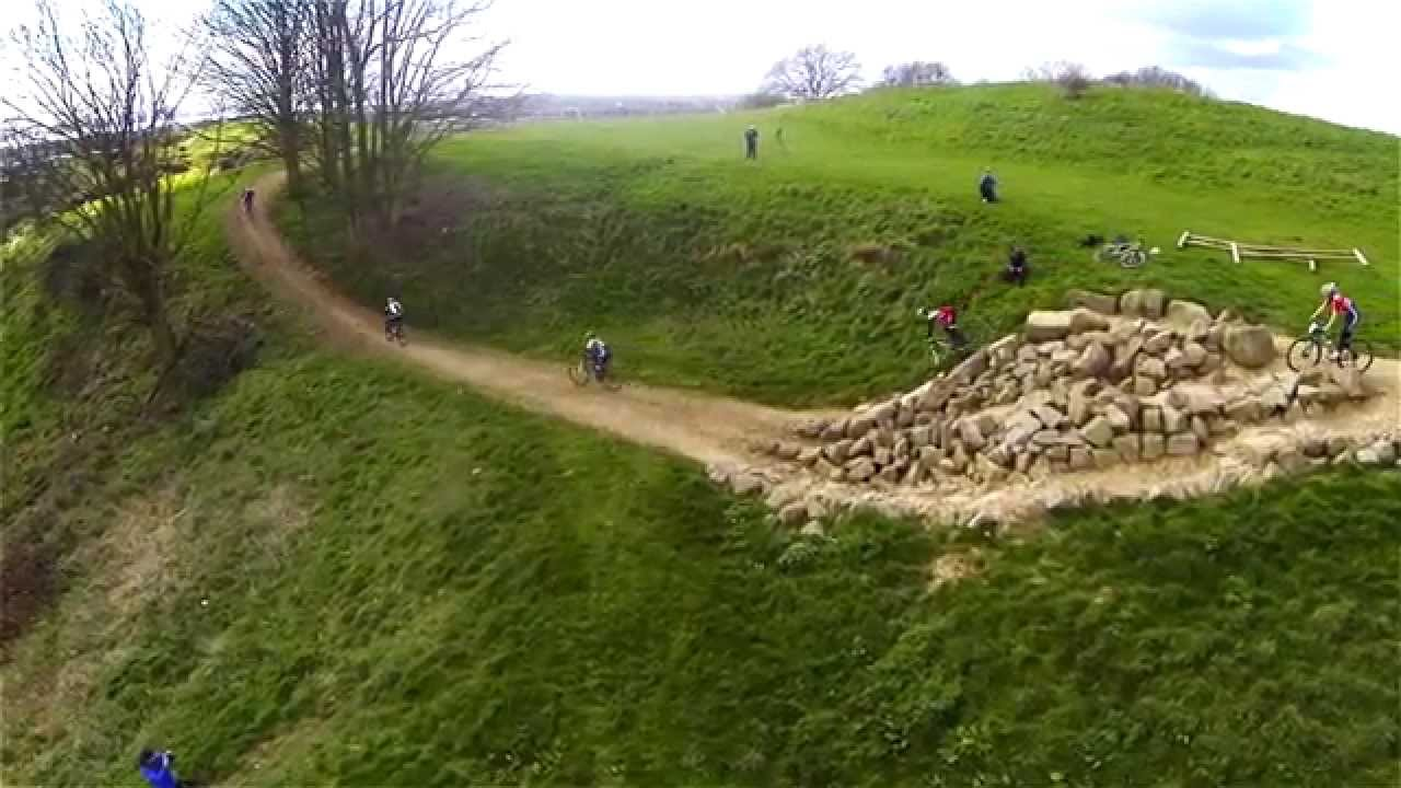 GB Mountain Bike Squad At Hadleigh Farm Olympic Course March 2014