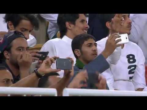 Saudi Arabia vs Iraq 2018 FIFA World Cup العراق 0_السعوديه 1 تصفيات كاس العالم لكاس العالم