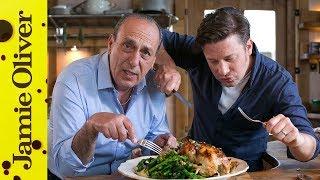 Chicken in Milk?!  Jamie Oliver &amp Gennaro Contaldo
