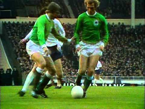 1972 UEFA Euro Qualifiers - England v. West Germany
