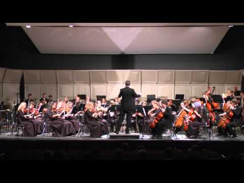 American Frontier - Wauwatosa East Symphony Orchestra 2015 Spring Concert