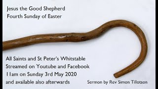 Fourth Sunday of Easter Service at All Saints Whitstable