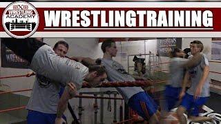 PerkkiXWWE IM RING! Mein Wrestling-Training in der wXw Wrestling Academy