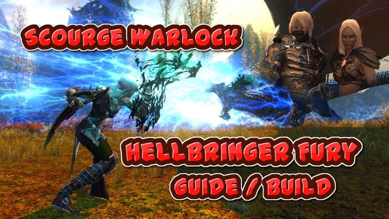 Neverwinter - Warlock Hellbringer Fury PvE Build - Mod 10