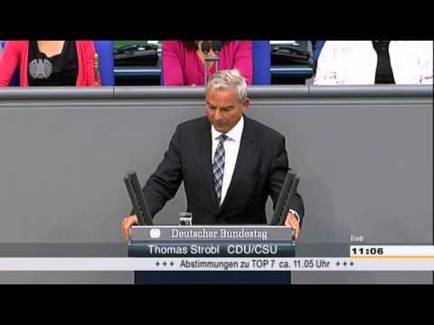 Thomas Strobl (CDU): Bundesregierung hat Auftrag des Bundesvertriebenengesetzes sehr ernst genommen