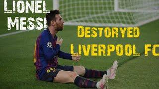 메시 축구신 직관 분석 1편 (See Lionel Messi)
