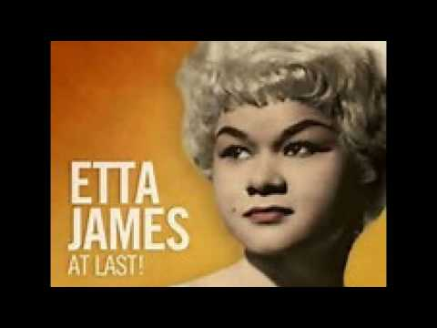 ETTA JAMES-at last