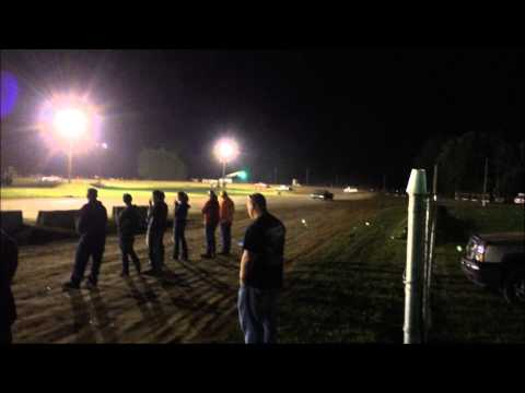 9/6/14 Paragon Speedway Pure Stock Feature