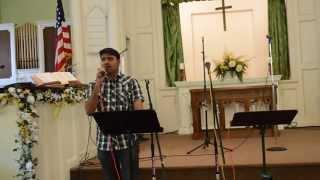 telugu christian worship parishuddhudu పరిశుద్ధుడు పరిశుద్ధుడు venkat pidatala