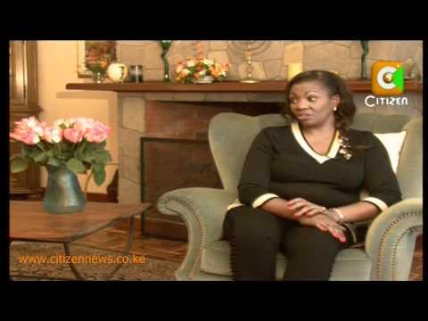 Strength of a Woman: Catherine Kasavuli