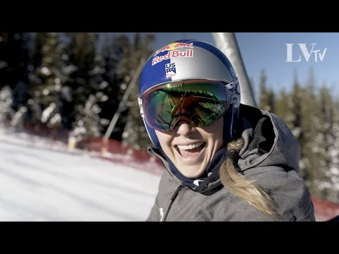 WELCOME TO LINDSEY VONN TV!