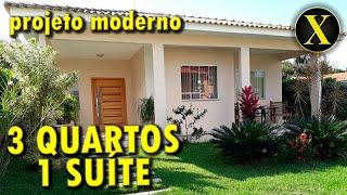Excelente casa em Maricá, Planta 3 quartos   R$ 395.000,00