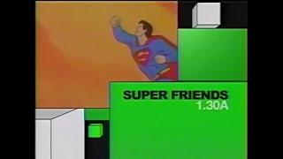 SVES- Super Friends Bumpers