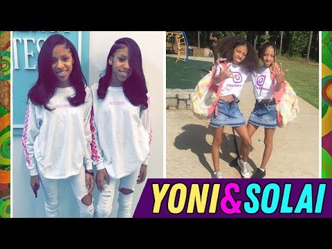 Yoni & Solai ✨ The Wicker Twinz 💕 Instagram Dance Stars Compilation