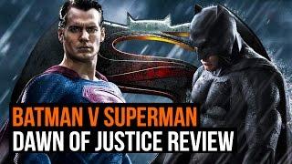 Batman v Superman : Dawn of Justice Review