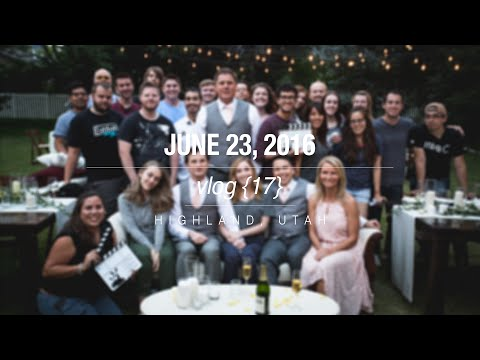 VLOG 17 - Secondhand Hearts Principal Photography!