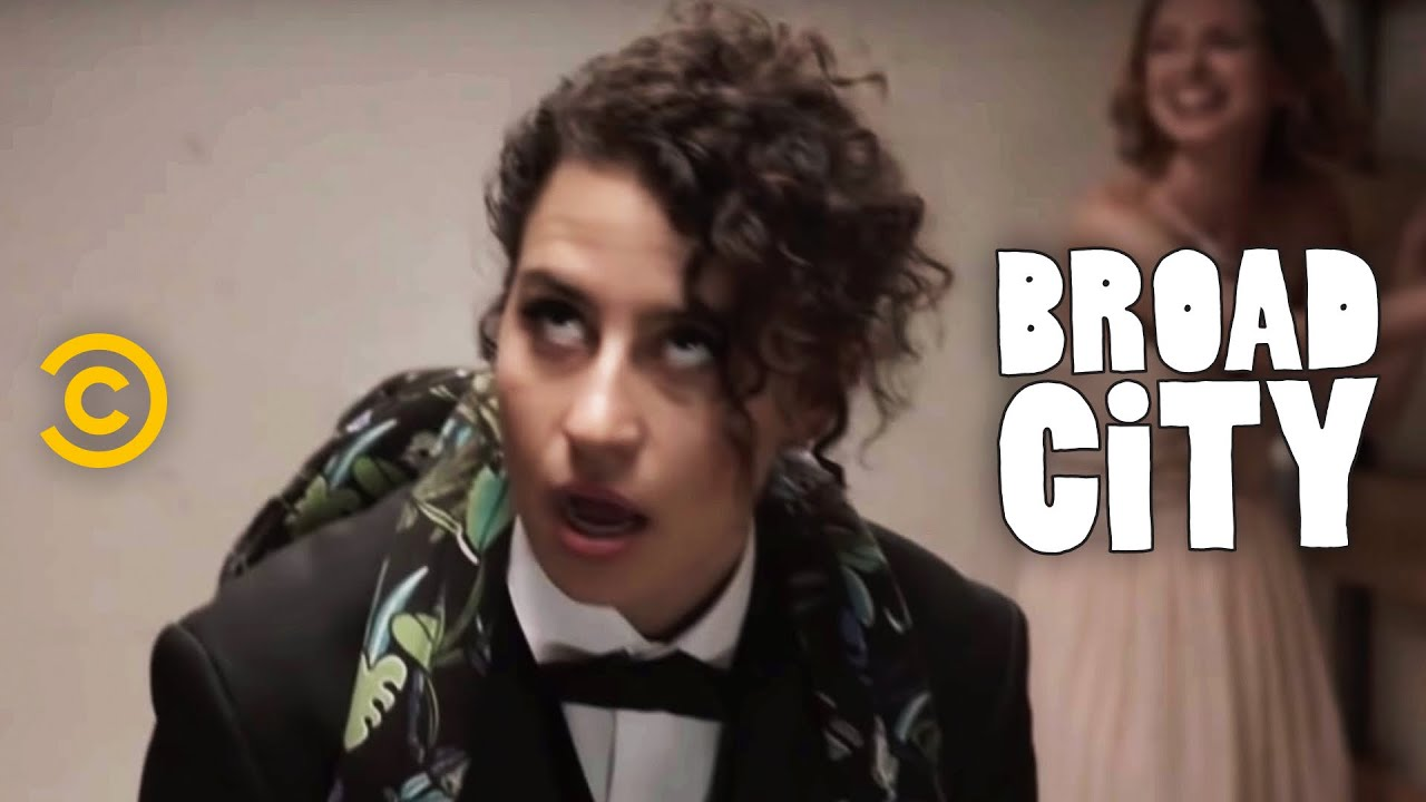 how to watch broad city tonight