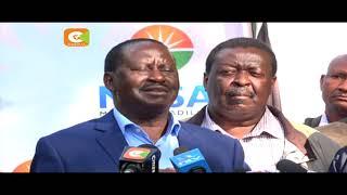 Raila: Wakenya 15 waliuliwa jana Nairobi