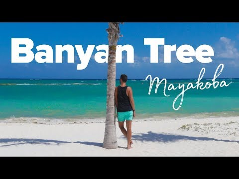 BANYAN TREE MAYAKOBA. Mexico's Best Luxury Hotel